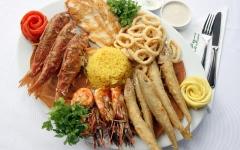 الصورة: المأكولات البحرية تعزز صحة القلب والأوعية الدموية