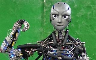 الصورة: روبوت يطرد موظفاً من عمله