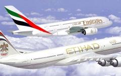 الصورة: إعارة طيارين من «الاتحاد» لـ «الإمارات»