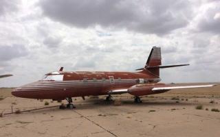 الصورة: بالصور.. طائرة ألفيس بريسلي للبيع على دوبيزل بسعر مغرٍ