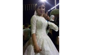 الصورة: وفاة عروس مصرية بعد زفافها بساعتين