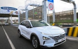 الصورة: كوريا تستثمر 2.3 مليار دولار في تطوير سيارات الهيدروجين