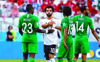 الصورة: المنتخبات العربية ! .. ضيوف شرف المونديال بجدارة 3-3