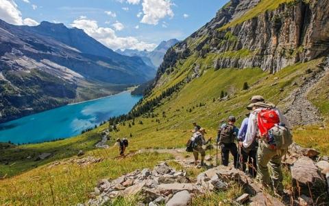 الصورة: سويسرا.. صيف مفعم بالمغامرات للسياح الخليجيين