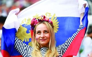 الصورة: عدسة مونديال روسيا 2018