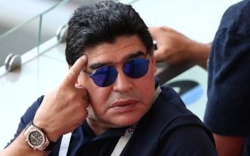 الصورة: مارادونا: راموس يستحق الإيقاف عامين بسبب صلاح