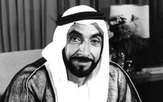 الصورة: قنوات دبي للإعلام تعيد بث اللقاء الأخير مع مبارك المنصوري