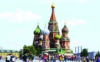 الصورة: روسيا.. صنعت الفرح وكسبت الرهان