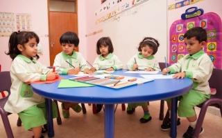 الصورة: فروع نادي سيدات الشارقة توفر رعاية متكاملة للأطفال