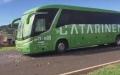 الصورة: شاهد .. استقبال حافلة منتخب البرازيل بالبيض