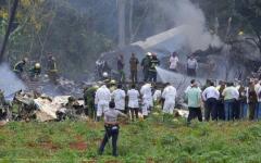 الصورة: تحطم طائرة بالقرب من بريتوريا في جنوب افريقيا