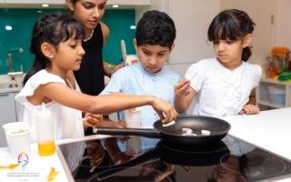 الصورة: «صيف الجليلة» يكشف أسرار الطبخ والغذاء الصحي للأطفال