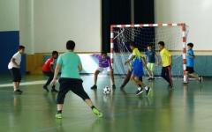 الصورة: 18 نجماً يزورون 20 مدرسة في «الأسبوع الرياضي»