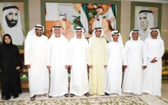 الصورة: مجلسا «الإمارات».. جسدان بقلب واحد