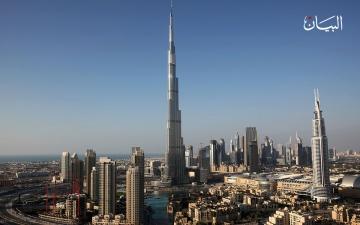 الصورة: دبي تكتب عناوين العالم