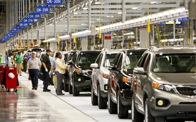 الصورة: الكوريون يفضلون السيارات المستوردة