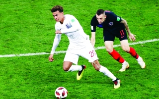 الصورة: الصورة: إنجلترا وبلجيكا.. مباراة لا يرغب فيها أحد
