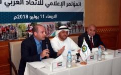 الصورة: بطولات «عربي الدراجات» ضمن الأنشطة الدولية