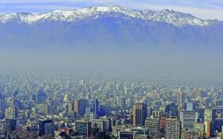 الصورة: التلوث يهدد العالم