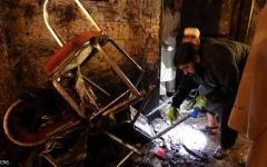 الصورة: 128 قتيلاً بتفجير انتحاري في باكستان