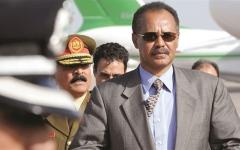 الصورة: أفورقي إلى إثيوبيا اليوم