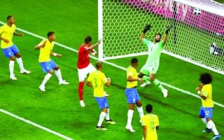 الصورة: سويسرا تعتذر عن الهجوم على اللاعبين المهاجرين