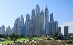 الصورة: «تايم»: دبي من أفضل 5 مدن لمشاهدة خسوف القمر