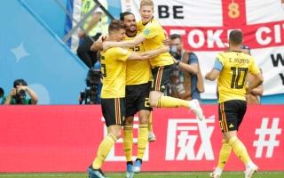 الصورة: بلجيكا تحرز المركز الثالث في مونديال روسيا