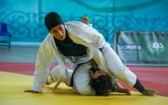 الصورة: 8 ميداليات للجوجيتسو في «آسيوية كازاخستان»
