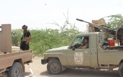 الصورة: الحوثيون ينهارون في معقلهم بصعدة