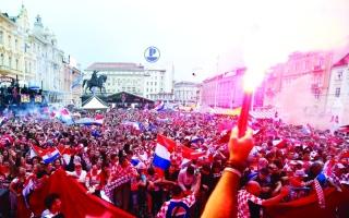 الصورة: «الناري» ينعش الاقتصاد الكرواتي