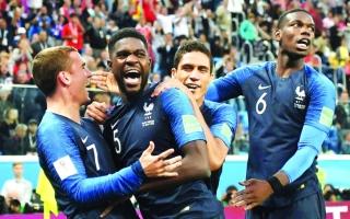 الصورة: 3 أسباب تجعل فرنسا أقوى بعد «يورو 2016»