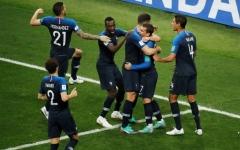 الصورة: فرنسا بطل العالم للمرة الثانية