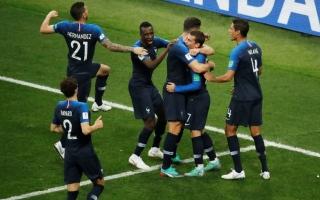 الصورة: الصورة: فرنسا بطل العالم للمرة الثانية