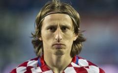 الصورة: مودريتش أفضل لاعب في كأس العالم