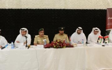 الصورة: شرطة دبي تطلق حملة «ليكن سفرك ممتعاً»