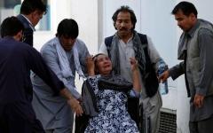 الصورة: «داعش» يتخطى «طالبان» بشن الهجمات على المدنيين في أفغانستان