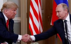 الصورة: ترامب: اللقاء مع بوتين بداية جيدة