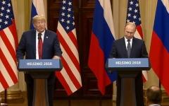 الصورة: بوتين: لم نتدخل بالانتخابات الرئاسية الأميركية