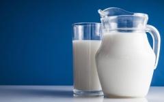 الصورة: الحليب كامل الدسم يحمي من الجلطات والسكتات الدماغية