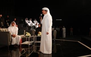 """الصورة: «مستكشف»""""مؤسسة دبي للإعلام"""" يؤهل الطلبة ويصقل مهاراتهم"""
