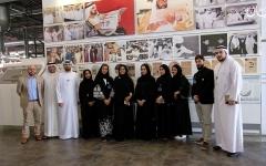 """الصورة: """"نادي دبي للصحافة"""" في ضيافة """"البيان"""""""