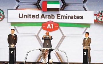الصورة: «صناع اللعب» تروّج لكأس آسيا الإمارات 2019