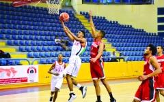 الصورة: منتخبنا يخسر أمام تونس في «عربية شباب السلة»