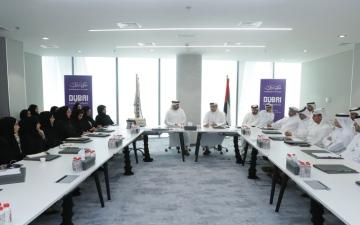 الصورة: مجلس في «دبي للثقافة» متخصص بنشر السعادة