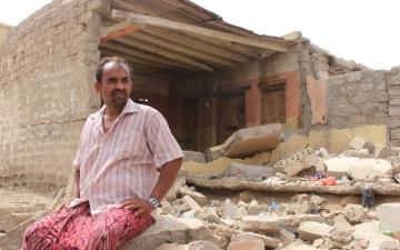 الصورة: زيارة عائلية أنقذت أسرة يمنية من مجزرة حوثية