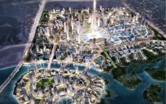 الصورة: دبي تطلق الثلاثاء أضخم منطقة تجارية