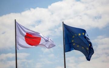 الصورة: اتفاق ياباني أوروبي ينشئ أكبر منطقة اقتصادية مفتوحة بالعالم