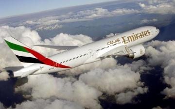 الصورة: طيران الإمارات تطلب رحلات إضافية إلى فرنسا