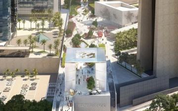 الصورة: شركات محلية تنضم إلى «أفينيو البوابة» بمشاريع مبتكرة